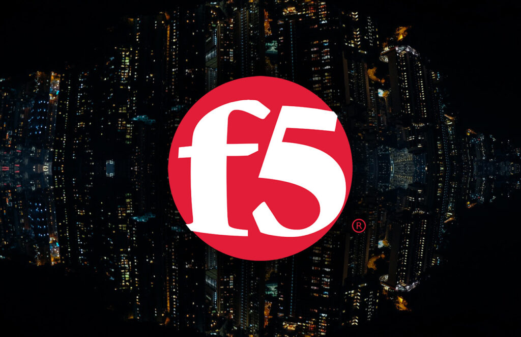 F5 Network solutions baner